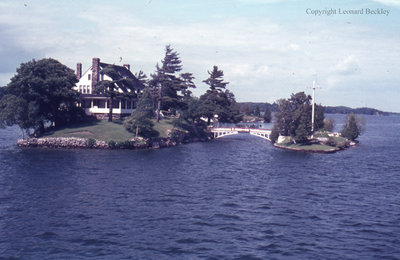 House on the St. Lawrence River, June 1976