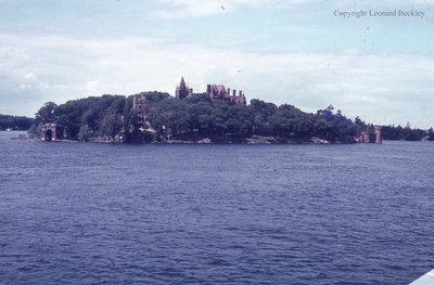 Boldt Castle on the St. Lawrence River, June 1976