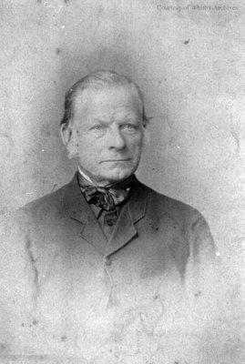 John Blow, c.1880
