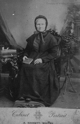 Mary (Needham) Blow, c.1880
