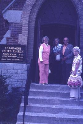 Cataraqui United Church, June 1976