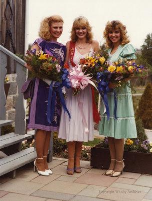 Bulb Festival Contestants c.1982
