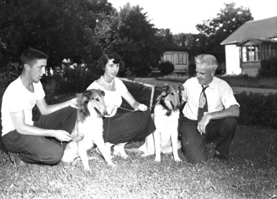 Rowley Champion Collies, August 6, 1950