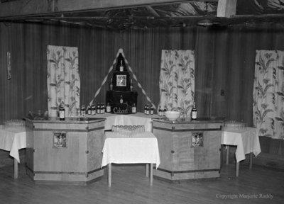 Bar at Club Bayview, May 2, 1952