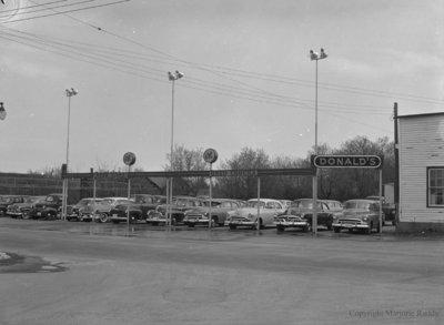 Donald Motor Sales, May 5, 1954