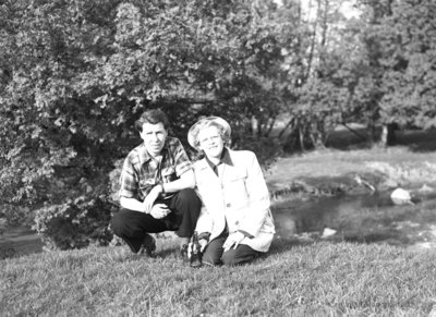 Nick and Heather Thorah, May 23, 1950