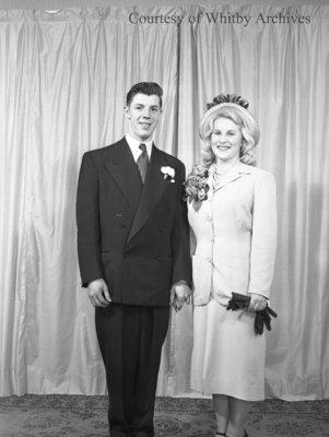 Plowright Wedding, May 1948