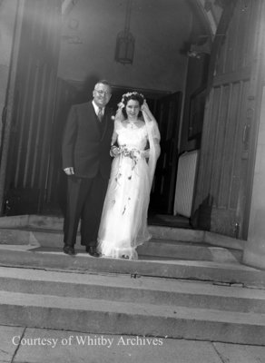 Terrett Wedding, September 4, 1948
