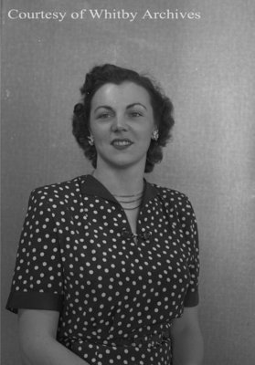 Marg Gill, Sunday, April 17, 1948