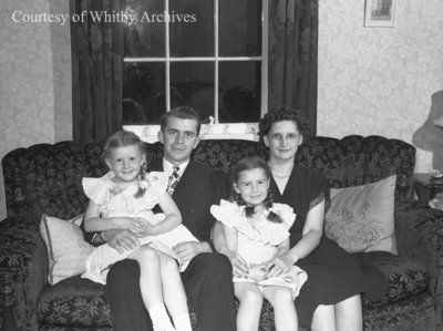 Powell 35th Wedding Anniversary, June 4, 1948