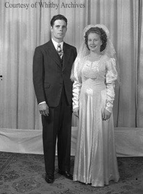 Mr. & Mrs. Noyes, July 31, 1947