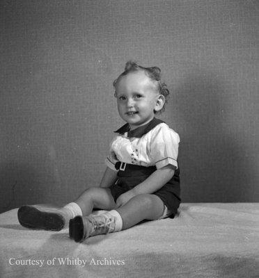 Bill Waters, c.1944