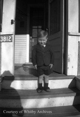 Unidentified Child, c.1940s