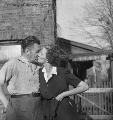 Mr. & Mrs. MacLeod, April 1945