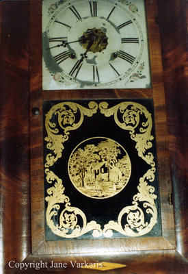 Canada Clock Factory Clock, c.1980s