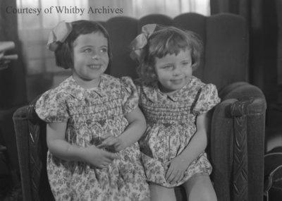 Vickery Sisters, c.1946