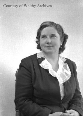 Jean Stewart, November 30, 1947