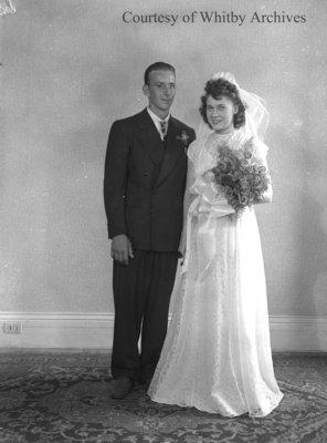 Mr. & Mrs. Ricard, September 27, 1947