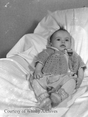Parkin Baby, November 16, 1947