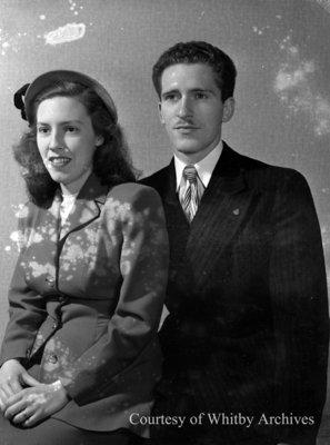 Mr. & Mrs. Pickwick, December 4, 1947