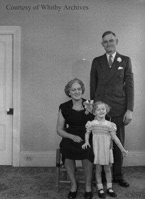 Murdock Family, November 29, 1947