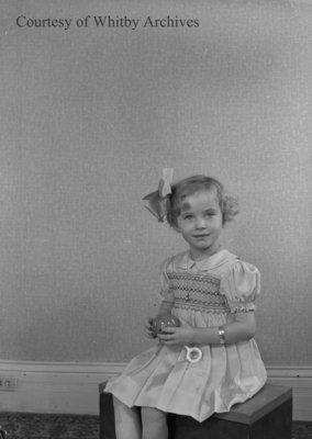Murdock Child, November 29, 1947