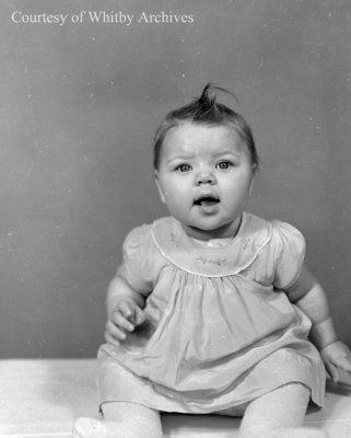MacFarlane Baby, April 1947