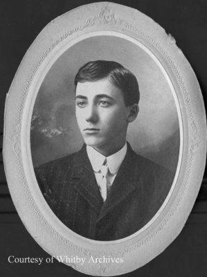 Herbert Jeffrey Gimblett, 1906