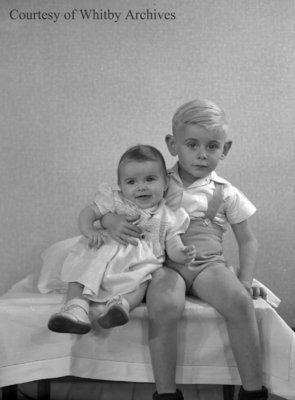 Lawlor Children, November 15, 1946