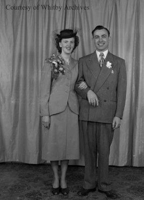 Gavany Wedding, c.1947