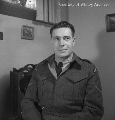 Donald Freeman, c.1945