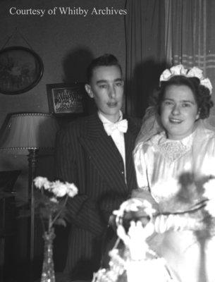 Fusco Wedding, November 28, 1946
