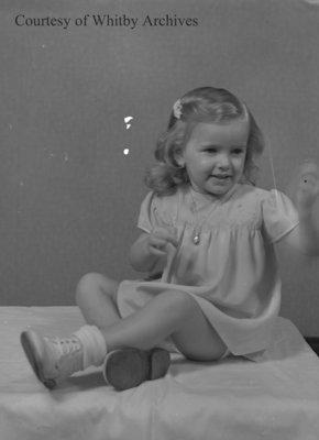 Eastwood Child, April 12, 1947