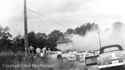 Myron Vipond House, August 14, 1958