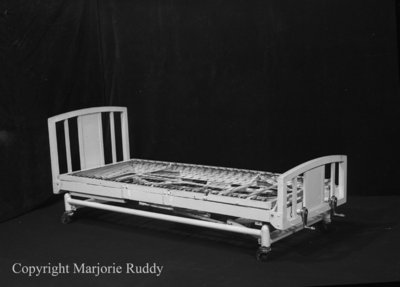Model of Beecroft Hospital Bed, April 30, 1950