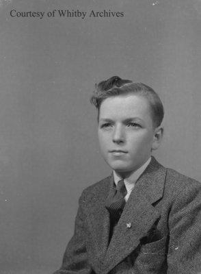 Raymond Collins, March 1946