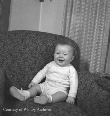 Bush Baby, December 10, 1944