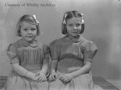 Bradley Girls, c.1947