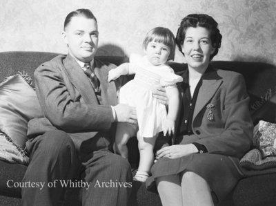 Boata Family, c.1945