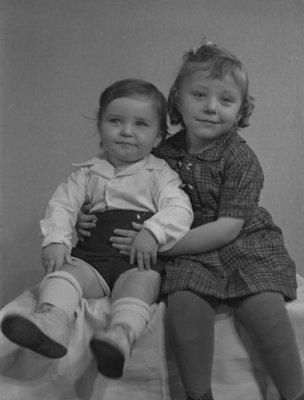 Brown Children, December 6, 1946