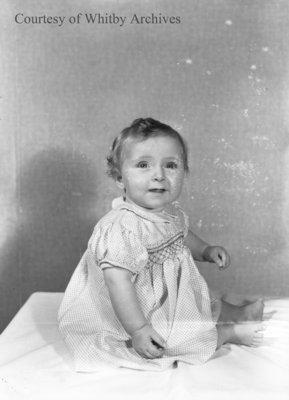 MacMillian Baby, November 13, 1947