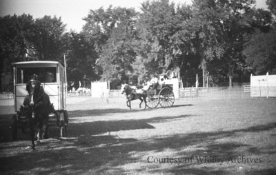 Horse Show, August 16, 1939