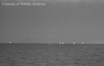 Sailboats, c.1939