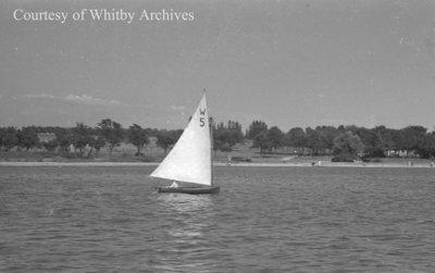 Sailboat, c.1939