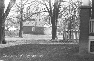 501 Byron Street South, March 21, 1938