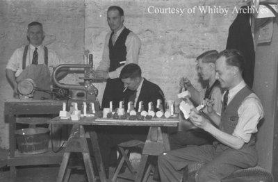 Craftsmen's Guild, May 17, 1938