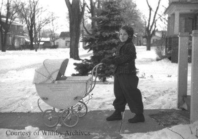 Marian Rowe, January 1938