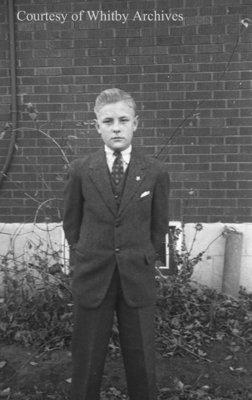 Ralph Brown, c.1938