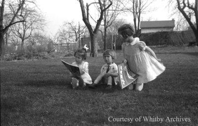 Beecroft Children, May 8, 1939
