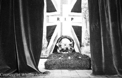 Memorial Grave R.I.P, December 1939